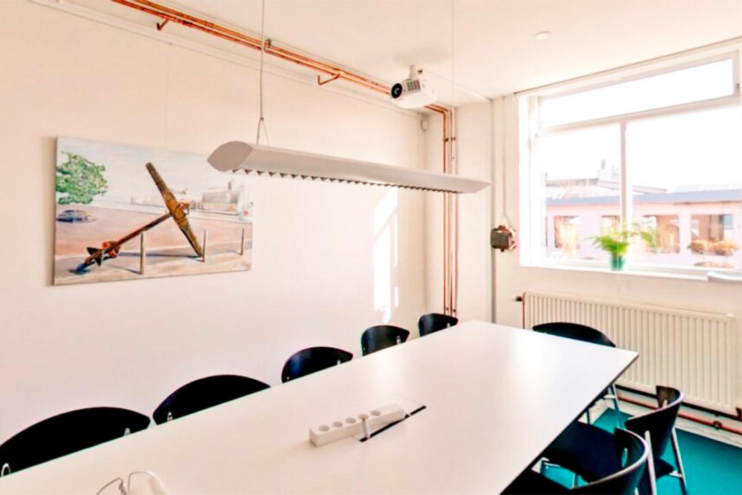 Mødelokalet Lasten på Værftet i Køge