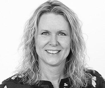 Anette Enkebøll fra Webstationen